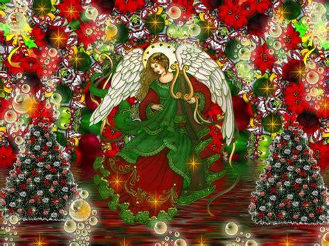 christmas angel christmas angel wallpaper wallpaper 33006993