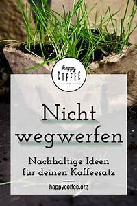 Kaffeesatz Als Dünger : kaffeesatz als d nger in der k che und im bad so kannst ~ Watch28wear.com Haus und Dekorationen