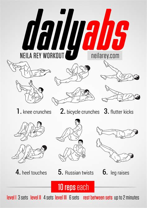 Abs Workout » Health And Fitness Training