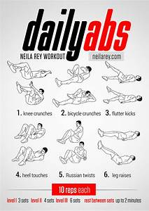 Best Ab Workouts » Health And Fitness Training