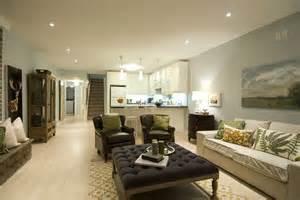 open concept kitchen living room floor plan and design homescorner