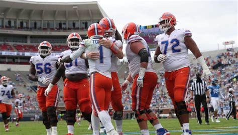 Highlighting aspects of why Florida's offense is terrific ...