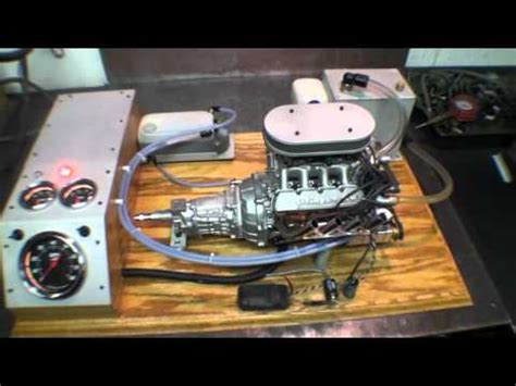 Small But Powerful Engines by Small But Powerful V8 Chevy Engine Stinger 609 Sounds