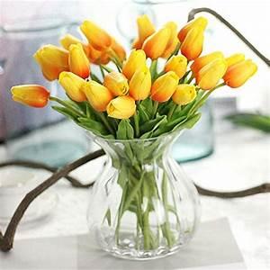 Künstliche Blumen Günstig : orange fr hlingsbl her und weitere pflanzen g nstig online kaufen bei m bel garten ~ Frokenaadalensverden.com Haus und Dekorationen