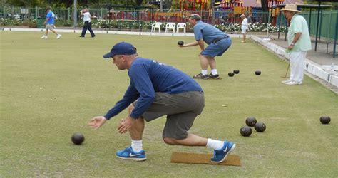 lawn bowling parks recreation  community services