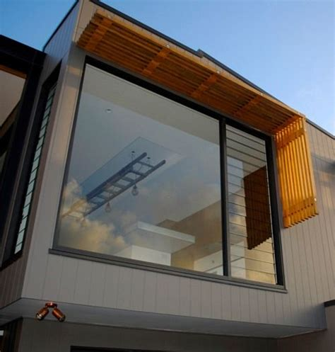 windows timber awning north curl curl web window architecture exterior shades window