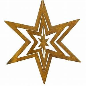 Sterne Zum Aufhängen : ferrum living edelrost stern xl zum h ngen ~ A.2002-acura-tl-radio.info Haus und Dekorationen