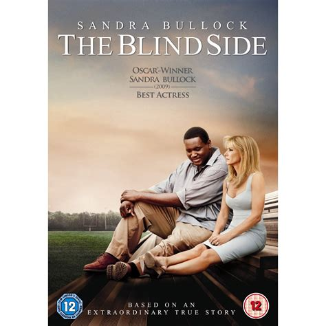 the blind side madhouse family reviews dvd review the blind side