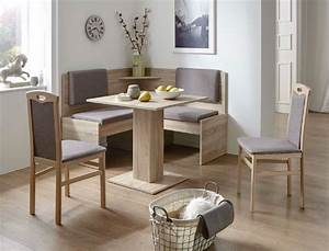 Essgruppe Mit Bank : eckbankgruppe jada buche grau braun 2x stuhl tisch eckbank essgruppe wohnbereiche esszimmer ~ Indierocktalk.com Haus und Dekorationen