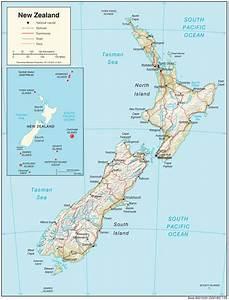 New Zealand  U2014 Central Intelligence Agency