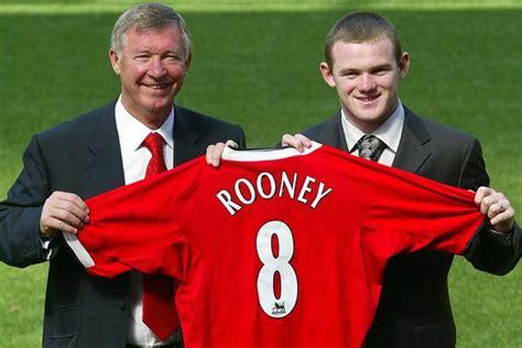 Wayne Rooney Set For Manchester United Testimonial