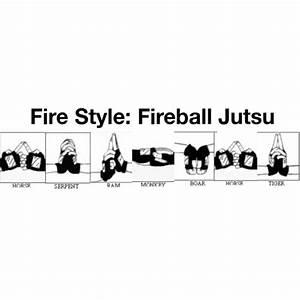 Fire Style: Fireball Jutsu - Polyvore