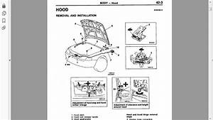 Workshop Manual Service  U0026 Repair Guide For Mitsubishi Colt