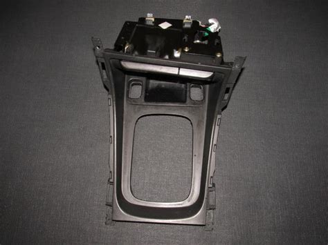 01 02 03 acura cl oem console shifter bezel and ash tray autopartone