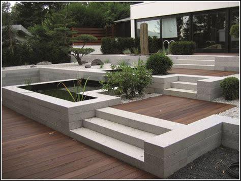 Terrasse Holzoptik  Haus Dekoration