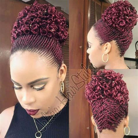 pin  nicky jackson  braids  twists   trenzas