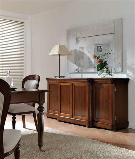 Classic Sideboard Furniture by Classic Sideboard With Doors And Drawers