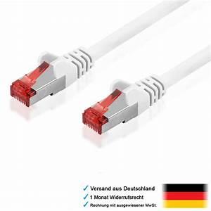 Lan Kabel Stecker : cat6 dsl patchkabel netzwerkkabel netzwerk lan kabel sftp geschirmt rj45 stecker ebay ~ Orissabook.com Haus und Dekorationen
