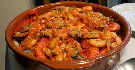 recette de cuisine espagnole food cuisine du monde recette de zarzuela une