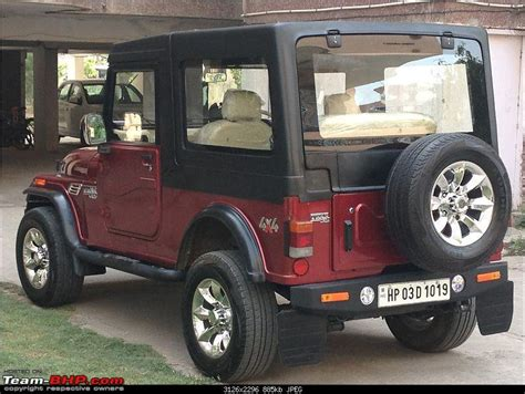 mahindra jeep 2013 never thought i 39 d buy a mahindra thar my jeep story