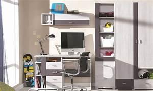 Bureau Ado Fille : bureau enfant et ado en bois de qualit pas chers ~ Melissatoandfro.com Idées de Décoration