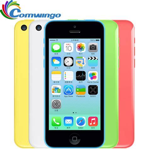 iphone 5c storage aliexpress buy original unlocked apple iphone 5c