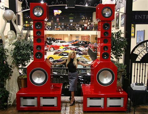 World's Most Expensive Speakers