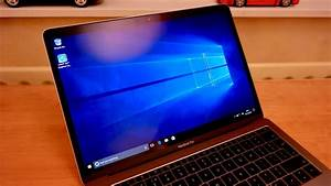 How To Install Windows 10 On Macbook Pro 2016