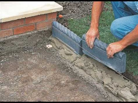 how to lay gravel laying a gravel driveway on a slope uk youtube