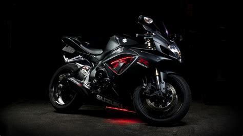 Black Suzuki Gsx-r Hd Wallpaper