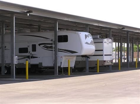 Covered Boat And Rv Storage Near Me by Arrowhead Rv Boat Storage Peoria Az Yelp