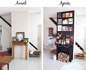 Habiller Un Mur : bricolage maison habiller un mur de ses livres pr f r s ~ Melissatoandfro.com Idées de Décoration