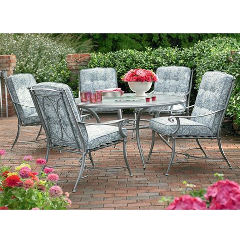 jaclyn smith today addison 5 pc seating set best party