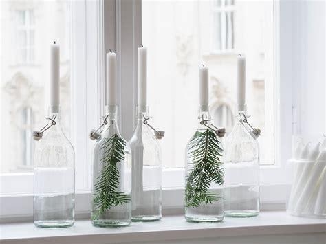 Kerzenhalter Für Flaschen by Easy Weihnachts Diy Kerzenhalter Aus Flaschen Mit