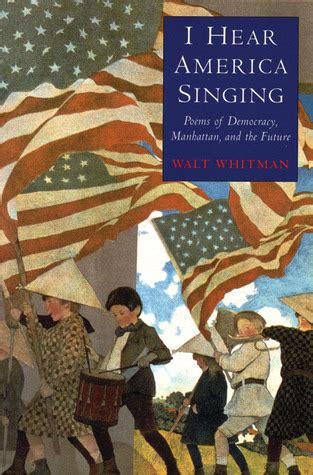 hear america singing  walt whitman