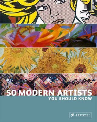 @mardixon » Blog Archive » Book Review 50 Modern Artists