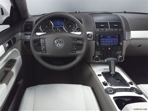 2009 Volkswagen Touareg North Sails Interior Wallpaper 5