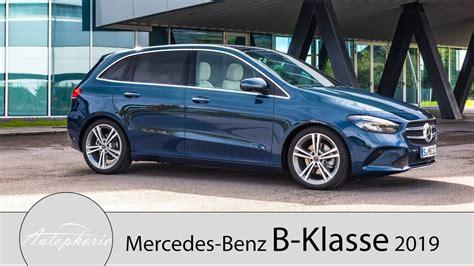 mercedes b klasse jahreswagen 2019 mercedes b klasse weltpremiere f 252 r den om 654q und das 8g dct 4k autophorie