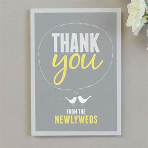 love bird pack of 10 wedding thank you cards by project With packs of wedding thank you cards