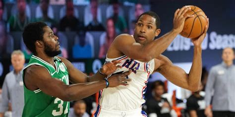 NBA Rumors: Sixers trade Al Horford, draft picks to ...