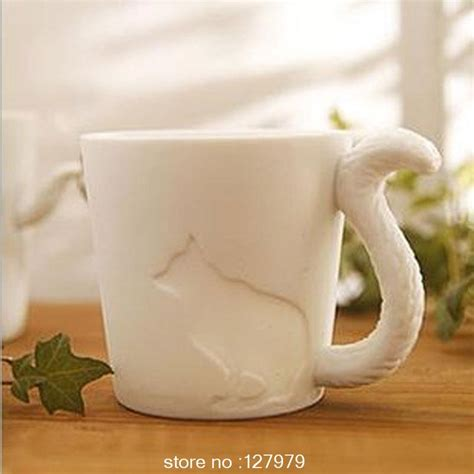 Japan and South Korea creative animal trade coffee mug, ceramic mug, ceramic water cup wholesale