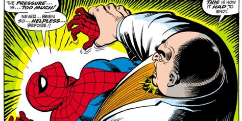 Will Spider-Man Face Off Against Kingpin? Here's What The ...