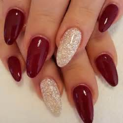 kurze nã gel design 28 cool burgundy nail designs beep