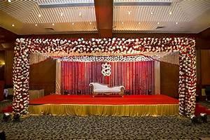 Wedding Backdrop Decoration and Wedding Stage Decoration