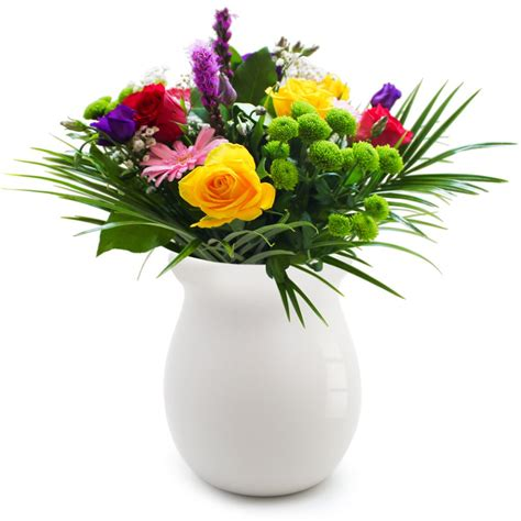 You Place The Flowers In The Vase by Thank You Flowers Seaton Delaval Thank You Flowers
