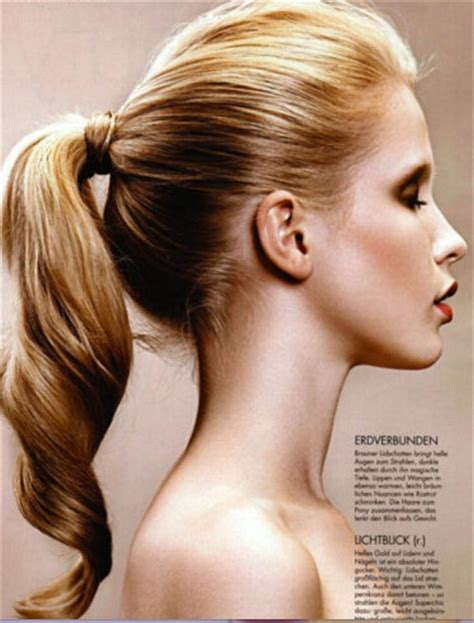 13 Stunning Ponytail Hairstyles for Curly <a href=
