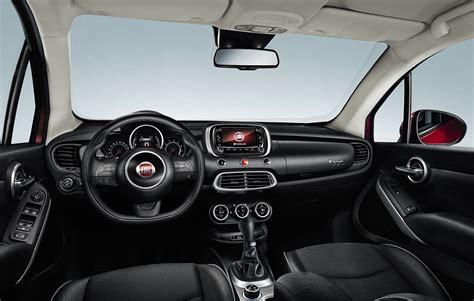 Fiat 500x Interni - fiat 500x immagini ufficiali e dati tecnici