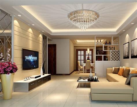 Moderne Deckengestaltung  83 Schlaf & Wohnzimmer Ideen