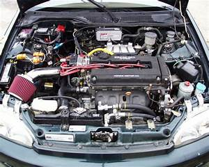 95 Honda Civic Ex Coupe Specs