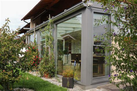 Mit Garten Freilassing by Wohn Wintergarten In Anger Bei Freilassing Mit Blick Auf